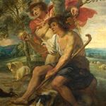 Detail from Rubens' Judgement of Paris, Gallery Art Tour
