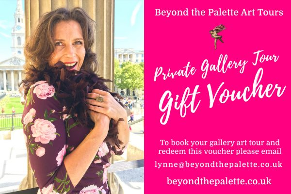 private gallery tour gift voucher