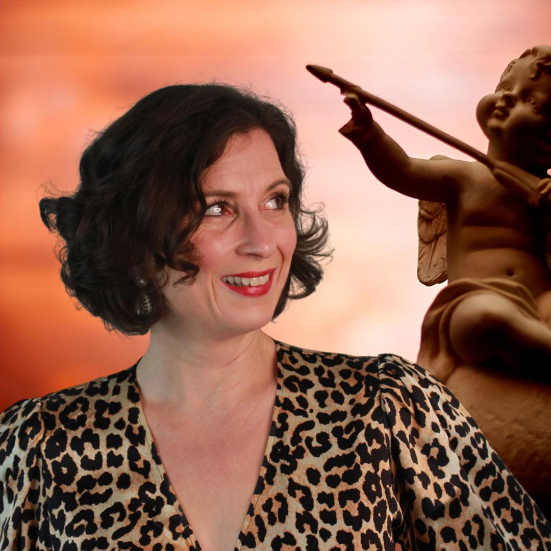 art historian says Hello Cupid!