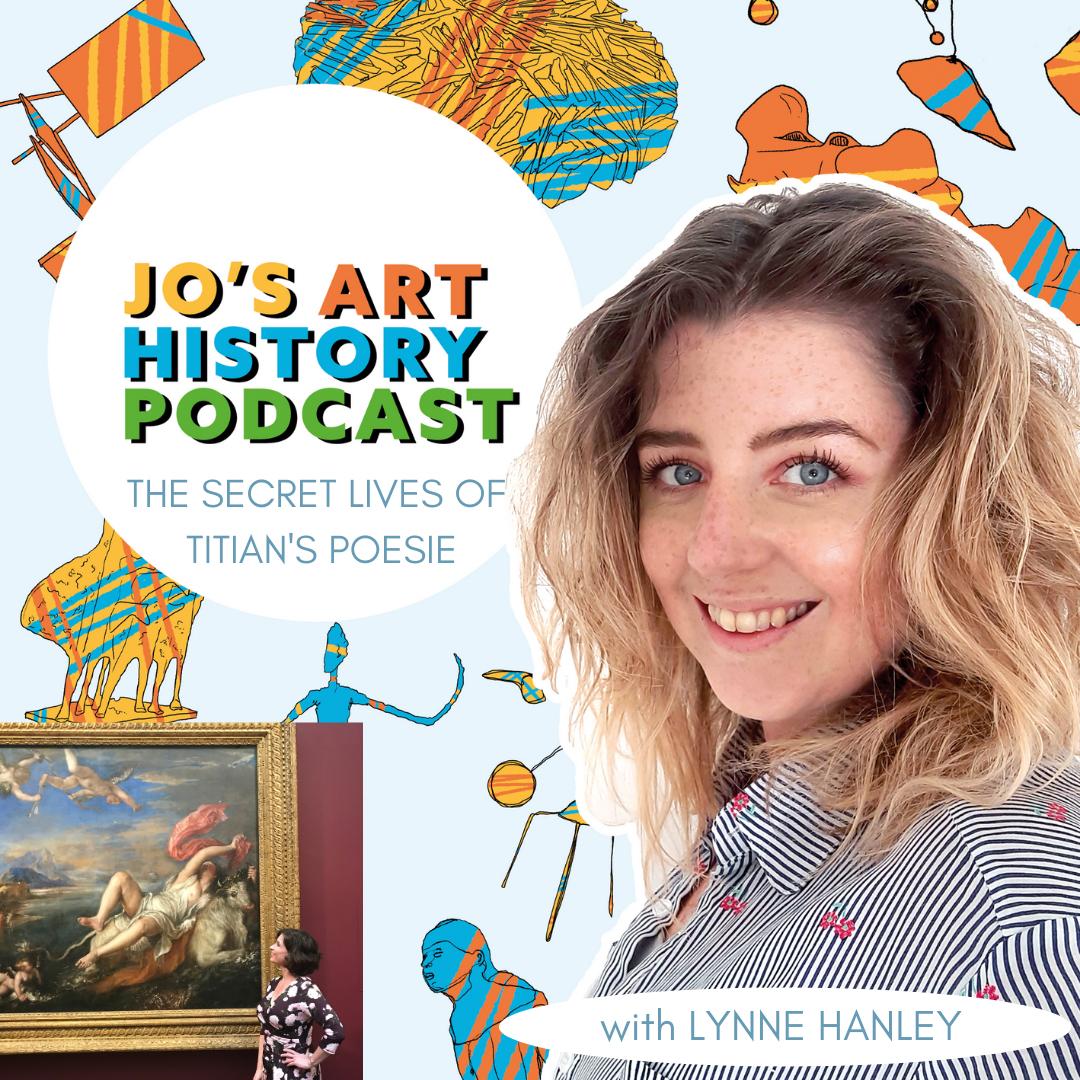 Jo's art history podcast