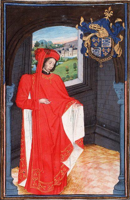 Charles I Duke of Orleans Golden Fleece