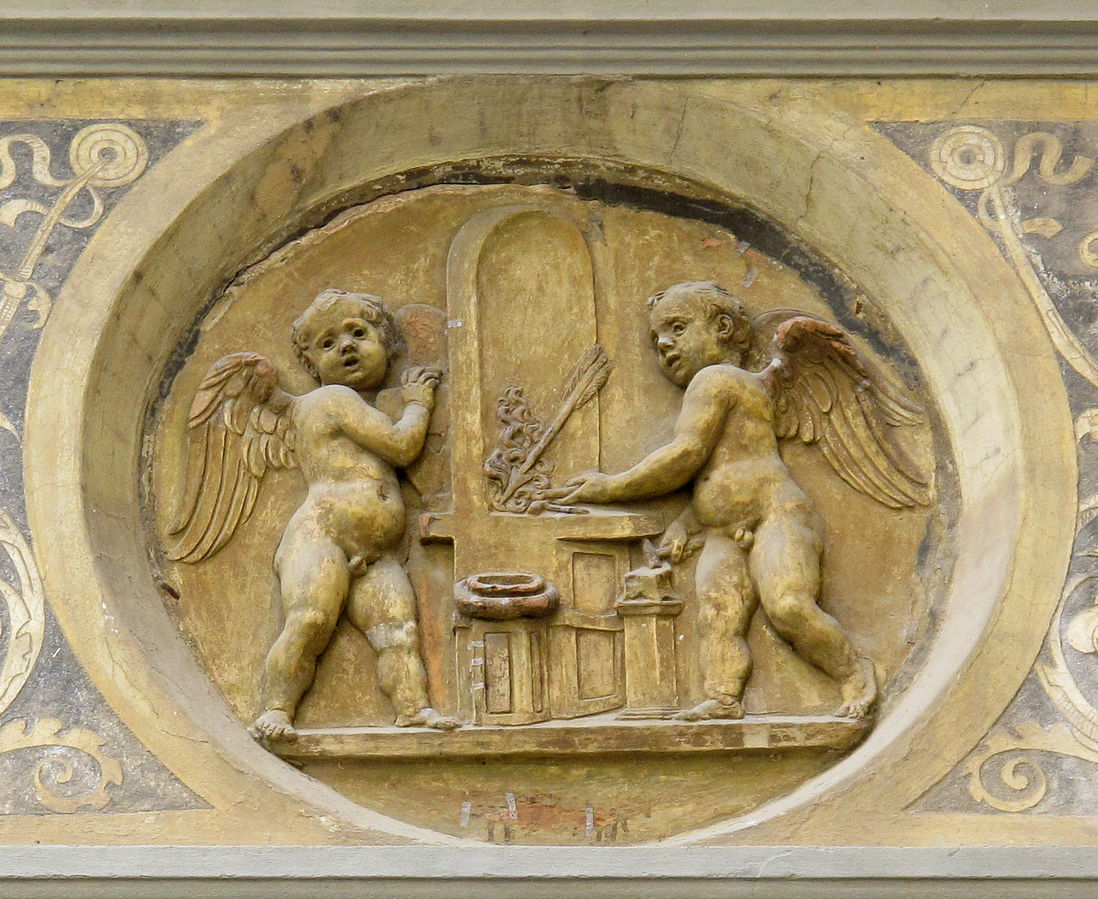 Eros and Anteros Gods of Love and Requited Love