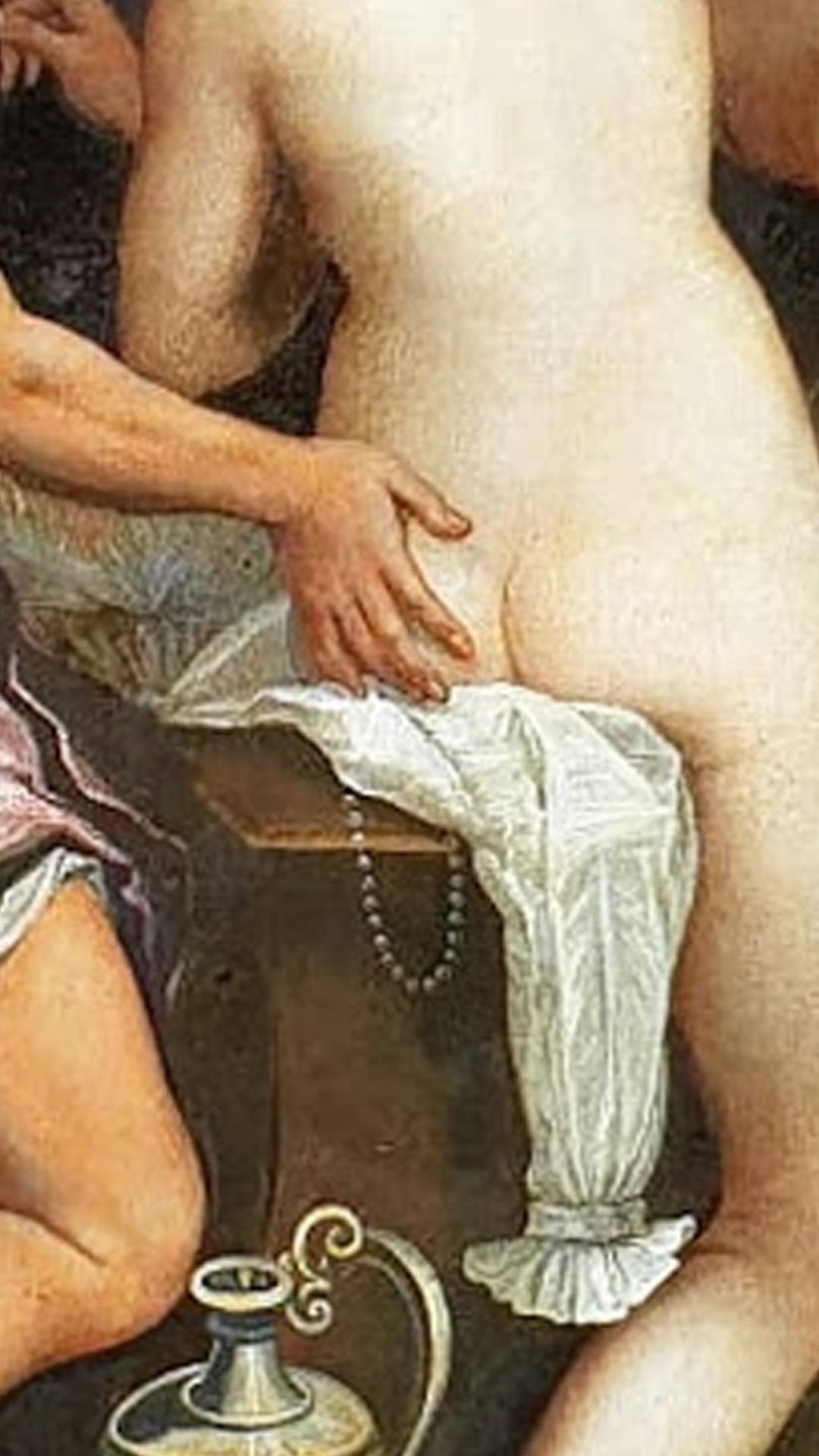 Fontana Venus and Mars detail