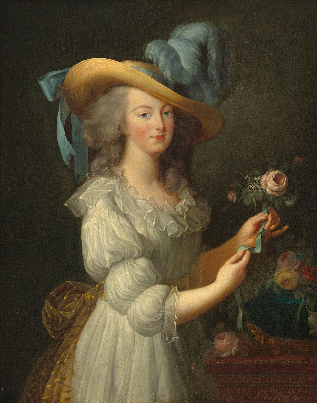 Marie Antoinette Vigee Le Brun