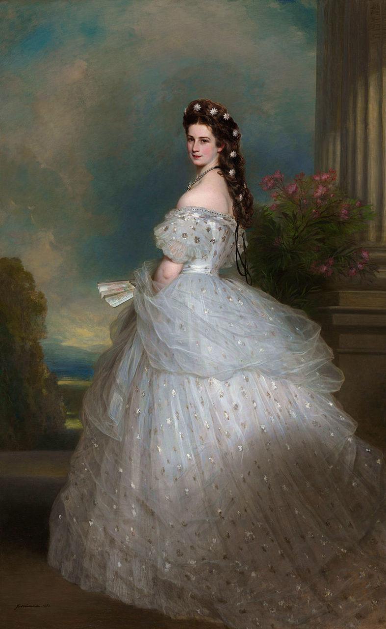 Winterhalter Empress Elizabeth