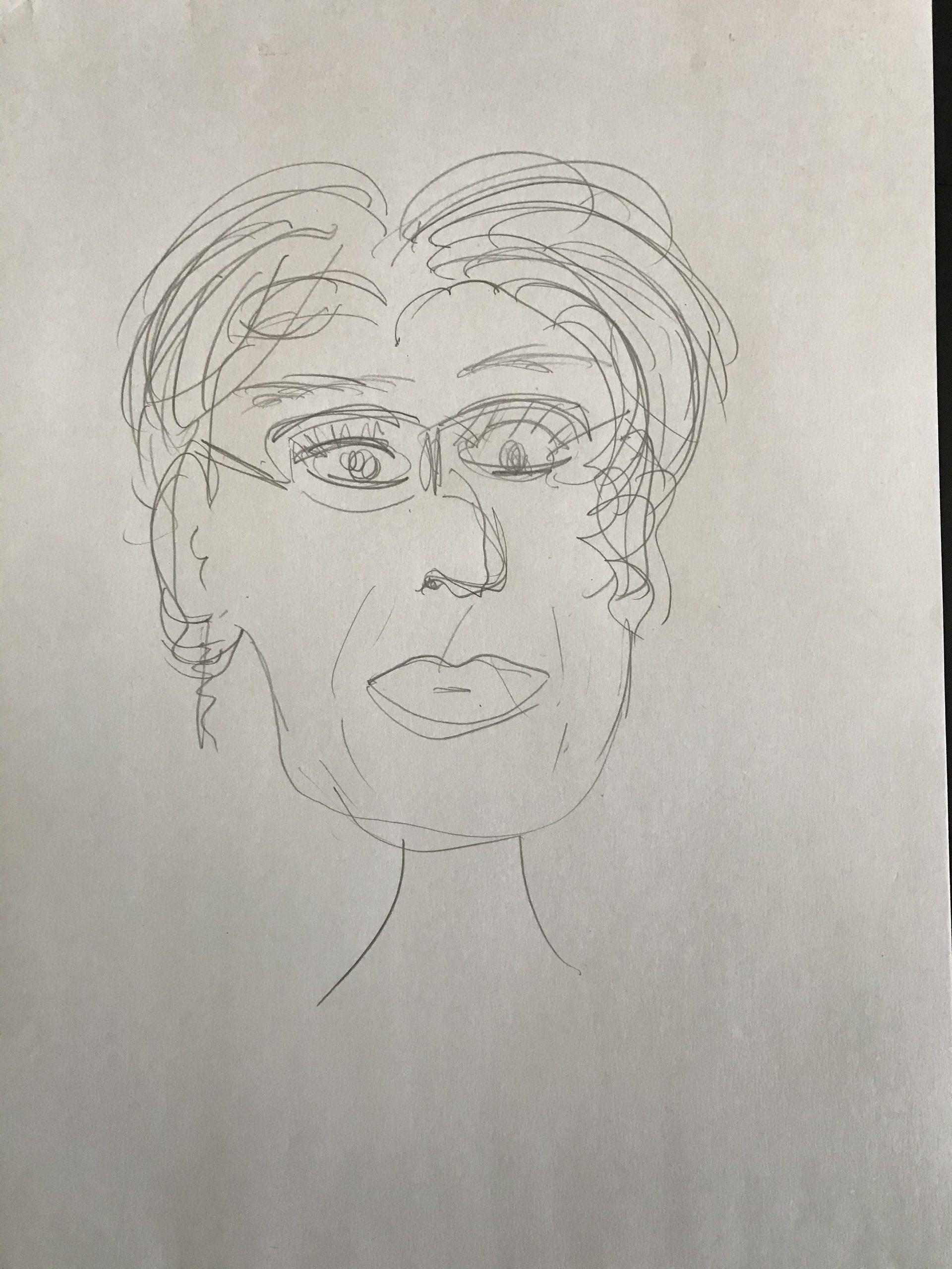 Lynne Hanley masterpiece for Erased