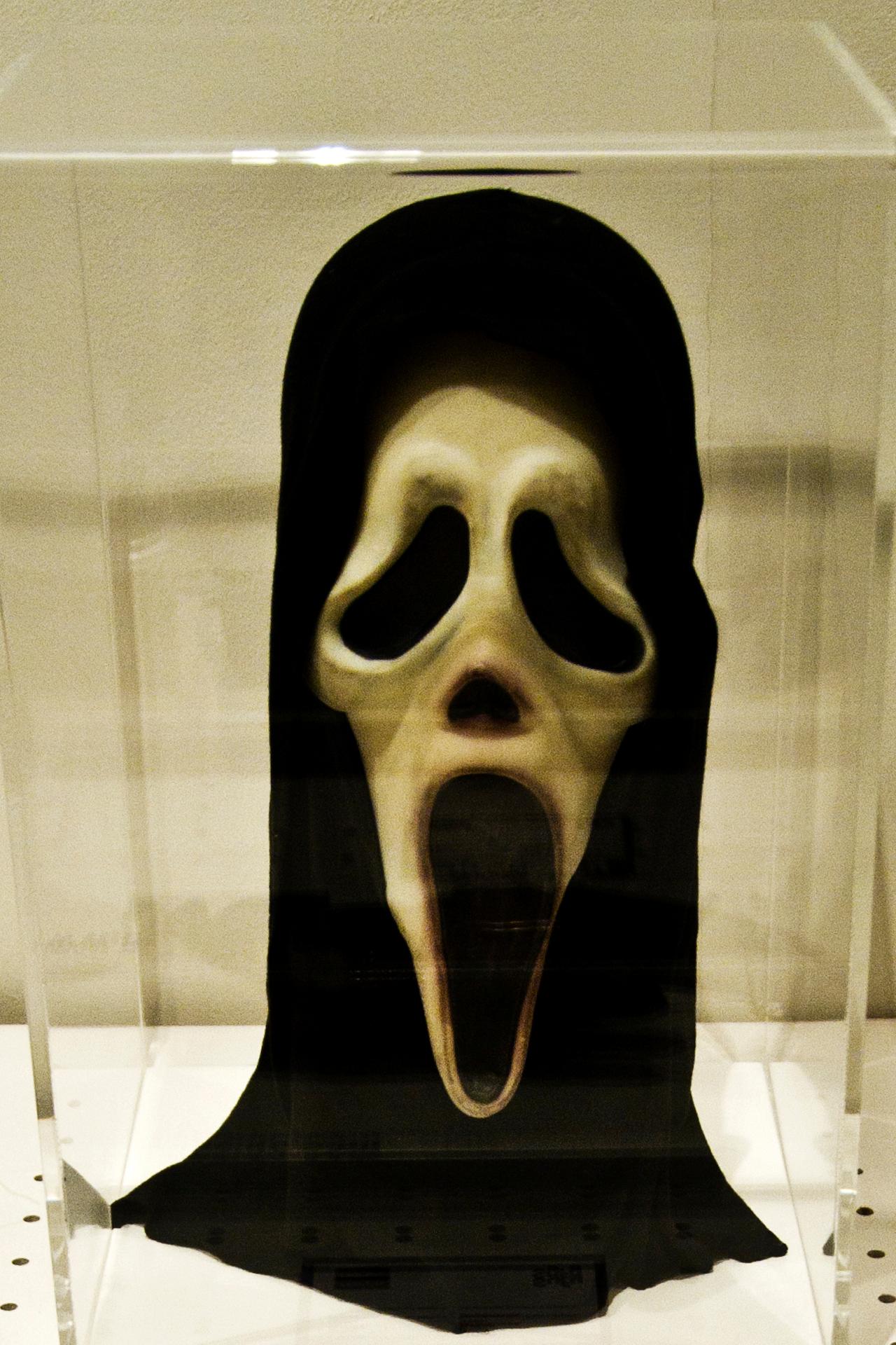 The Scream, Wes Craven