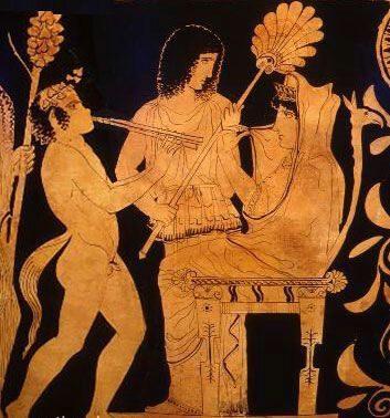 Hephaestus's magic throne
